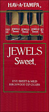 HAV A TAMPA JEWELS SWEET 10/5PKS