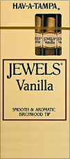 Buy HAV A TAMPA JEWELS VANILLA 10 - 5 PKS