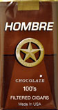 Hombre Chocolate 100 Filtered Cigars