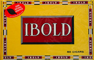 Ibold Blunt Black 50ct Box