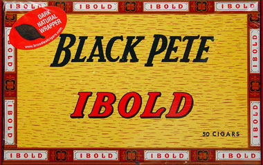 IBOLD BLACK PETE 50CT BOX