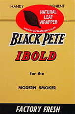 IBOLD BLACK PETE 10/5pks