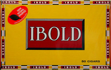 IBOLD SLIMS - MADURO 50CT BOX