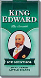 KING EDWARD ICE MENTHOL FILTERED LITTLE CIGAR