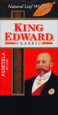 KING EDWARD PANETELA DELUXE 5/5PKS