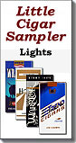 FILTERED CIGAR SAMPLER CARTON - LIGHT 100