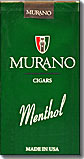 Murano Filtered Cigars - Menthol 100