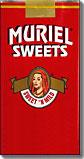 MURIEL SWEETS SWEET and MILD FILTERED LITTLE CIGARS