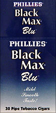 PHILLIES BLACKMAX BLU 30CT. BOX