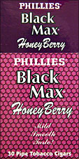PHILLIES BLACKMAX HONEYBERRY 30CT. BOX