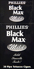 PHILLIES BLACKMAX MILD 30CT. BOX