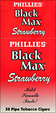 PHILLIES BLACKMAX STRAWBERRY 30CT. BOX