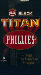 PHILLIES TITAN BLACK 10/5PK
