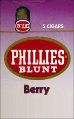 PHILLIES BLUNT BERRY 10/5PKS