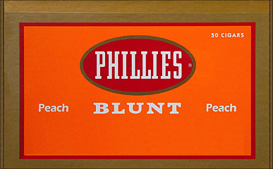 PHILLIES BLUNT PEACH 50CT/BOX