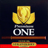 Premium One filter 100 Strawberry Little Cigar
