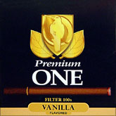 Premium One filter 100 Vanilla Little Cigar