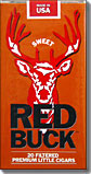Red Buck Filtered Cigars - Sweet 100's
