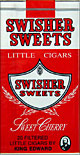 SWISHER SWEETS LITTLE CIGARS SWEET CHERRY 10 - CTN