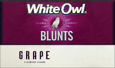WHITE OWL BLUNTS - GRAPE 50ct BOX