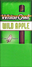 WHITE OWL CIGARILLOS - WILD APPLE 10/5PKS