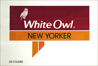 WHITE OWL NEW YORKER 50CT/BOX