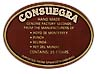 Consuegra  # 9 Rothschild Medium Brown