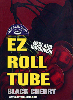 Buy ROYAL BLUNTS EZ ROLL TUBE - BLACK CHERRY