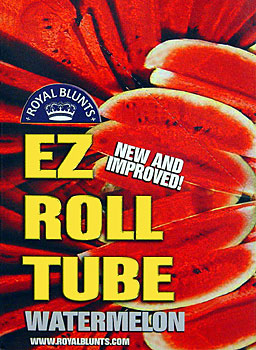 ROYAL BLUNTS EZ ROLL TUBE - WATERMELON