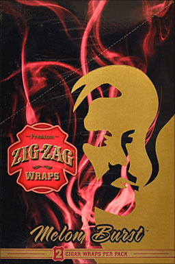 Buy ZIG ZAG MELON BURST WRAP 25-2PKS