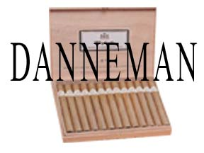 Dannemann Lights Sumatra Medium Brown