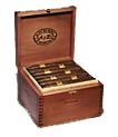 El Rey Del Mundo Corona Inmensa Medium Brown