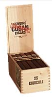 Genuine Counterfeit Cubans Torpedo Medium Brown