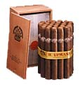 H. Upmann - Connoisseur 96 - 70 Medium Brown