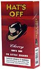 HAT'S OFF CHERRY 100 BOX