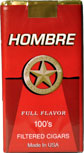 Hombre Full Flavor 100 Filtered Cigars