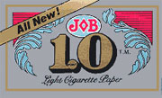 JOB 1.0 LIGHT CIGARETTE PAPER  24CT BOX