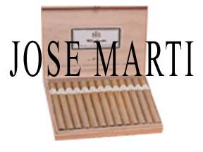 Jose Marti Nicaragua Lonsdale Medium Brown