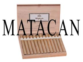 Matacan  # 3 Medium Brown