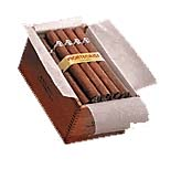 Montecristo Cigar des Artes Petit Delacroix Medium Brown
