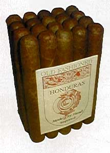Old Fashioned Honduras No. 6 Medium Brown
