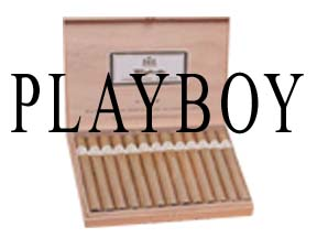 Playboy Double Corona Natural