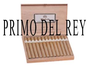 Primo Del Rey No. 2 Medium Brown