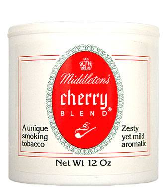 Middleton's Cherry Blend Pipe Tobacco 12oz Can
