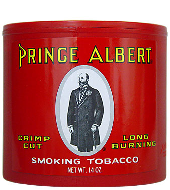 Prince Albert Pipe Tobacco 14oz Can
