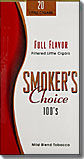 Smoker's Choice Filtered Cigars - Red