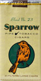 Sparrow Filtered Cigars Blend 23
