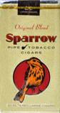 Sparrow Original Filtered Cigars