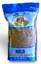 Kentucky's Best Mild Pipe Tobacco 6oz