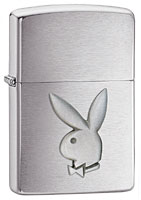 ZIPPO PLAYBOY BUNNY EMBLEM